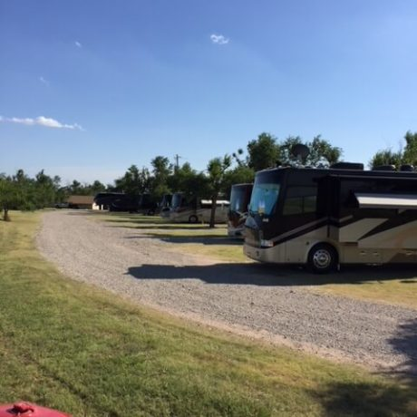 Gunsmoke RV grounds
